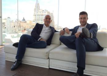 Firma de acuerdo entre Room Mate Hotels y Nayar Systems