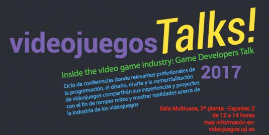 Videojuegos-Talks