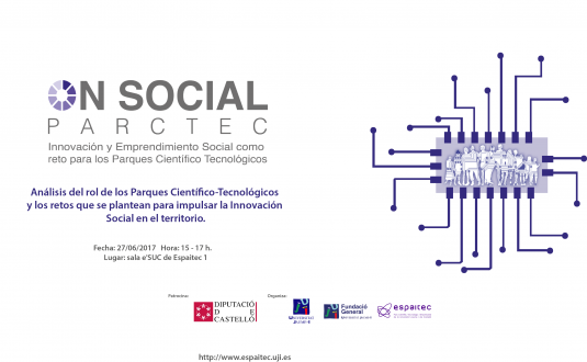 Cartel II Jornada On Social PARTEC